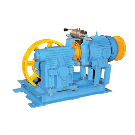 Elevator Traction Machine Unit