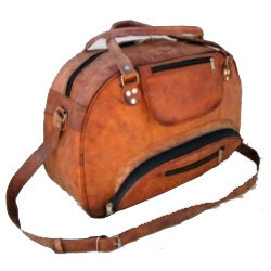 Round carry Duffle Bag