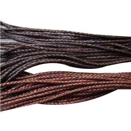 6 Ply Antique Finish Leather Cords