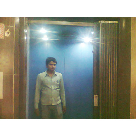Manual Lift Doors