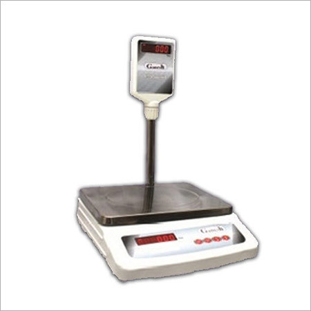 LED MS Body Weighing Scale