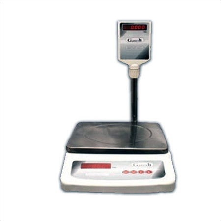 LED SS Body Weighing Scale
