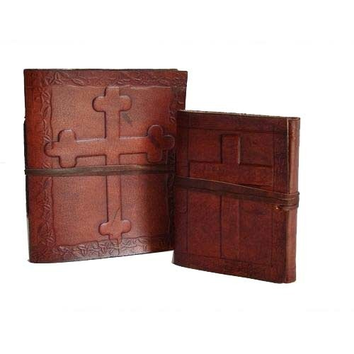 Leather Handcrafted Book Cover