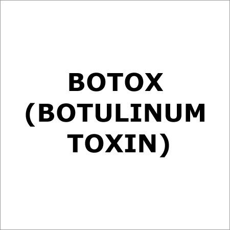 BOTOX Treatment Services