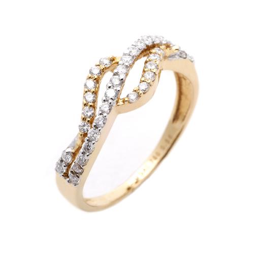 Designer Diamond Studded Ring