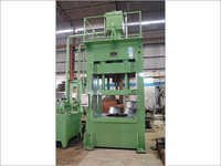 Double Action Deep Drawing Hydraulic Press