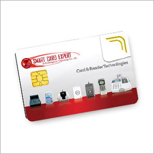 Dual Interface Hybrid Card