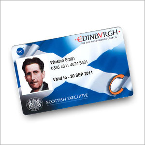 Contact & Contactless IC Card