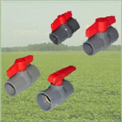 PVC Compact Ball Valves