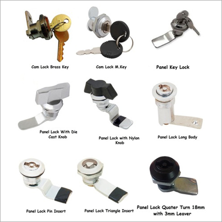 Aluminum Cam Locks