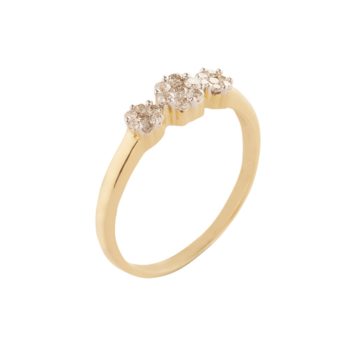 Simple Yet Chic Diamond Ring