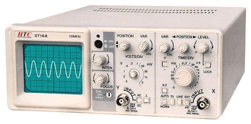 Oscilloscope Horizontal
