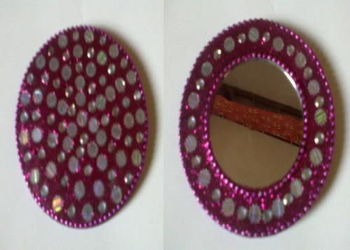 Cosmetic Pocket Mirror