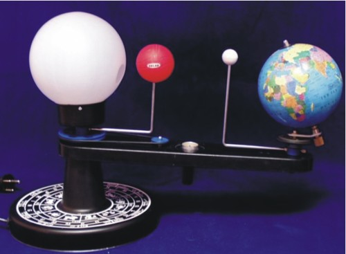 Tellurium (Earth-Moon-Sun Model)