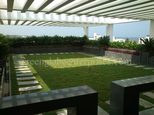 Roof Garden Geo Drain Cell