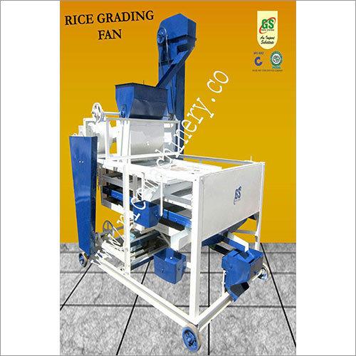 Rice Grading Fan