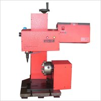 Pneumatic Dot Pin Marking Machine for Circumference
