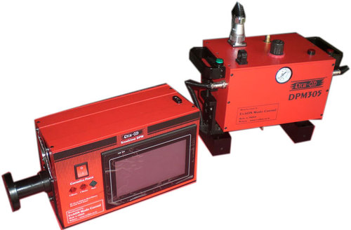 EtchON Portable Dot Pin Marking Machine-DPM305