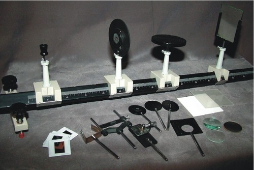 Optical Bench Set