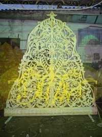 cutwork jali decoration