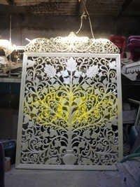 cutwork jali decoration