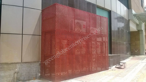 Compound Wall Extension Trellis Sheets