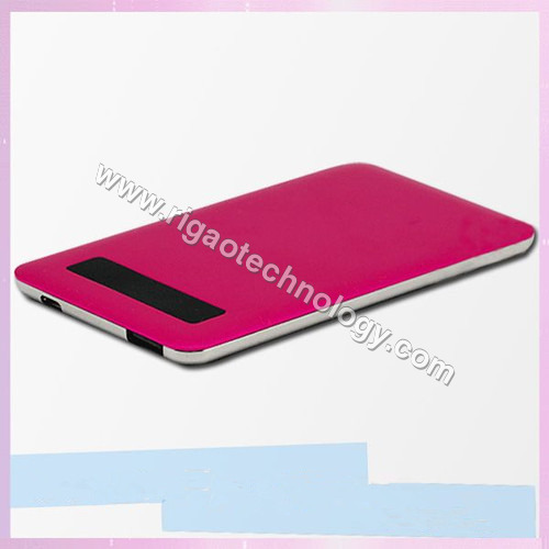 Mobile Touch Screen Power Bank