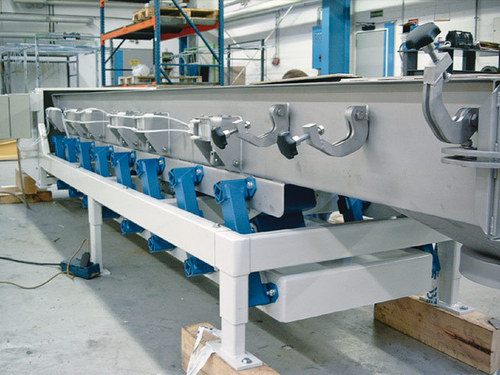 Oscillating Conveyor Linkages