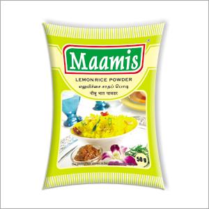 Lemon Rice Powder