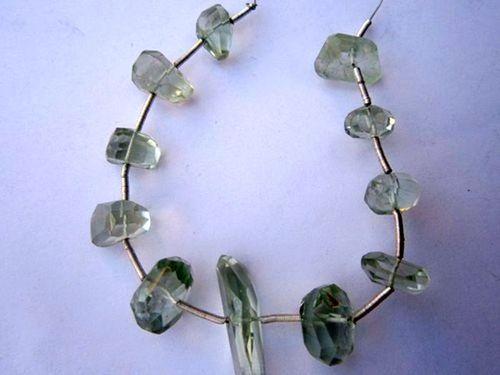 Amethyst Nuggets beads Gemstone