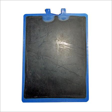 Reusable Rubber Patient Plate