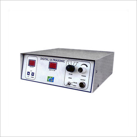 Physiotherapy Ultrasonic Equipment