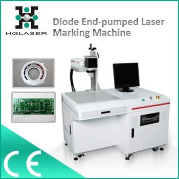 Diode End Pumped Laser Marking Machine