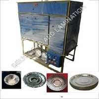 Multipurpose Single Die Paper Plate Making Machine