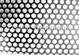Perforated Metal Sheet Filter