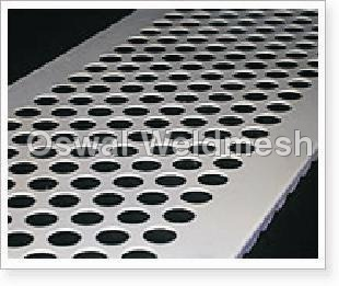 Chair Perforated Sheet