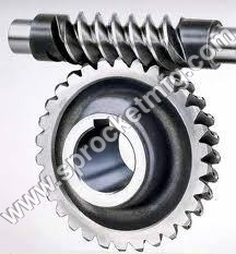 Precision Worm Wheel Gears