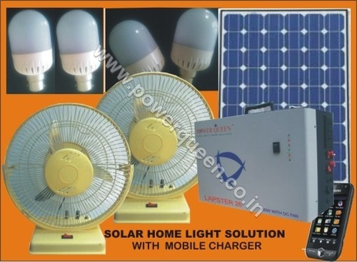 100W PORTABLE HOME LIGHT SOLUTION