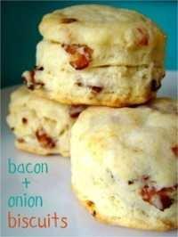 Onion Biscuite