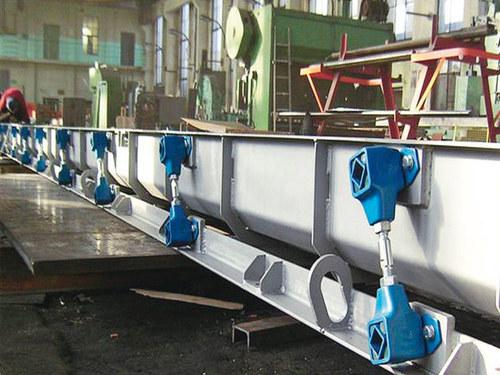 Flat Spring Vibrating Conveyor