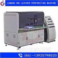 CNC Leather  Perforating Machine
