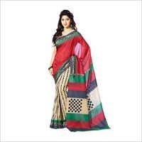 Indian Printing Sarees