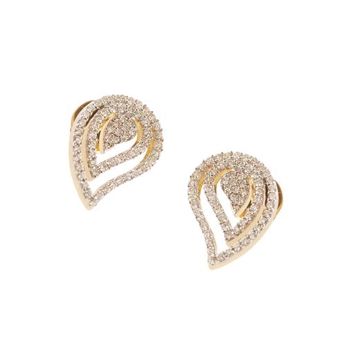 Dazzling Diamond Studs