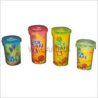 Plastic Shaker Containers
