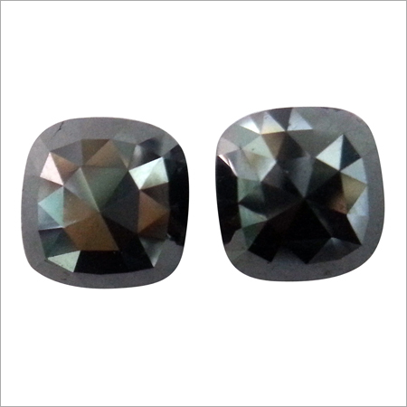Black Solitaire Diamond