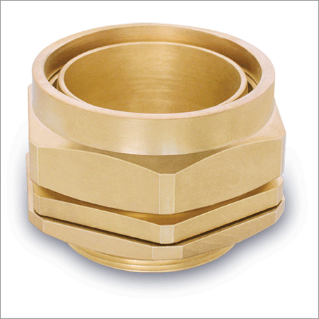 Single Compression Brass Cable Glands