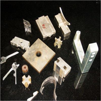 CNC Wire cut Components