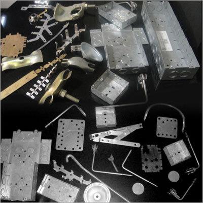 Precision Sheet Metal Components & Assemblies