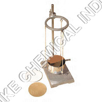 Conductivity Apparatus Lee's & Charlton's