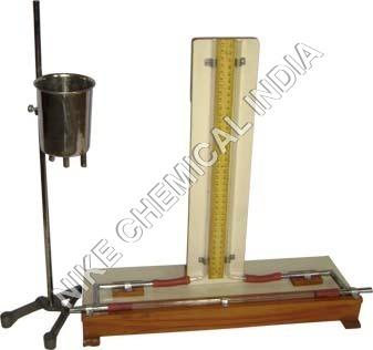 Poiseuille's Viscosity Apparatus